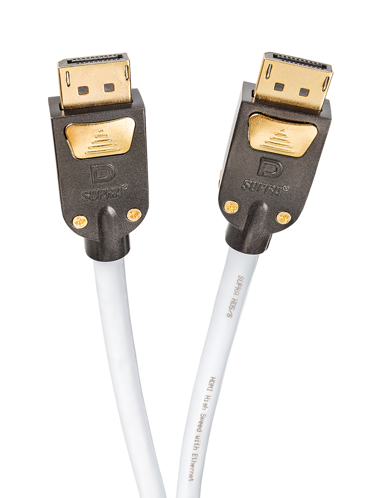 Supra Cables Experience High Quality Hdmi Dvi And Hi Fi